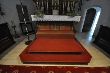 Kirchenteppich for Altar