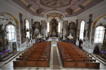 Unsere Referenz 1 Kath. Kirche St. Michael in Mering