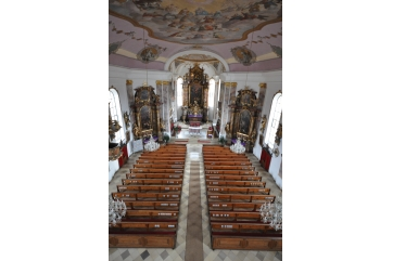 Unsere Referenz 2 Kath. Kirche St. Michael in Mering