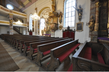 Unsere Referenz 3 Kath. Kirche St. Michael in Mering