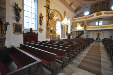Unsere Referenz 4 Kath. Kirche St. Michael in Mering