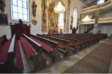 Unsere Referenz 5 Kath. Kirche St. Michael in Mering