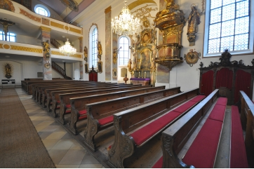 Unsere Referenz 6 Kath. Kirche St. Michael in Mering