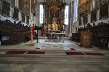 Unsere Referenz 7 Kath. Kirche St. Michael in Mering