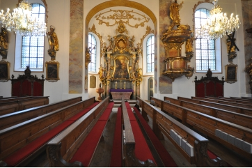 Unsere Referenz 8 Kath. Kirche St. Michael in Mering
